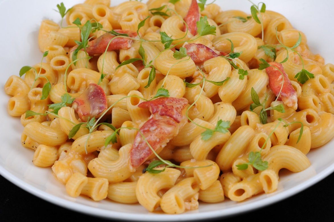 Marco's Recipes - Macaroni of Lobster